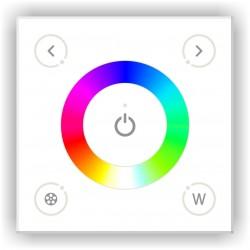 Commande Murale Tactile R/F RGBW