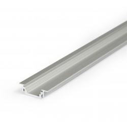 Profile LED Rainure ALU Anodisé 2000mm