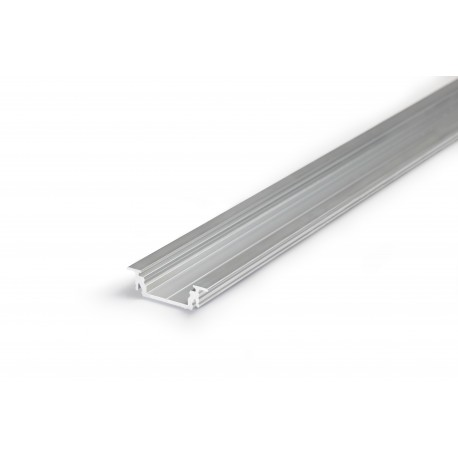 Profile LED Rainure14 ALU Brut 1000mm