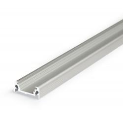 Profile LED Plat ALU Anodisé 1000mm