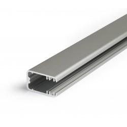 Profile LED Glass Line ALU Anodisé 1000mm