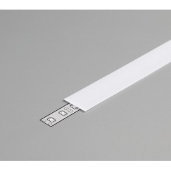 Diffuseur 15.4mm - Blanc - 2000mm