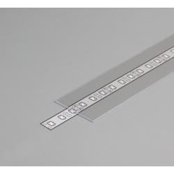 Diffuseur 29.5mm - Transparent - 2000mm