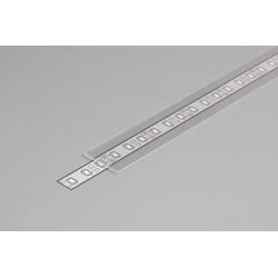 Diffuseur 19.2mm - Transparent - 1000mm