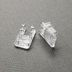 Terminaison Profilé LED Glass Line (x2)