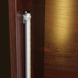 Support de montage Profilé LED Tube Plat