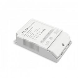 Alimentation LED TRIAC PUSH DIMMER 500-1750mA - 50W