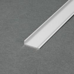 Couvercle Profile LED MARCHE 1000 anod.