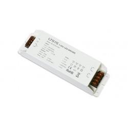 Alimentation LED 24V 75W - 1-10V PUSH DIMMER